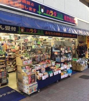 ハラダ薬局 西新宿店